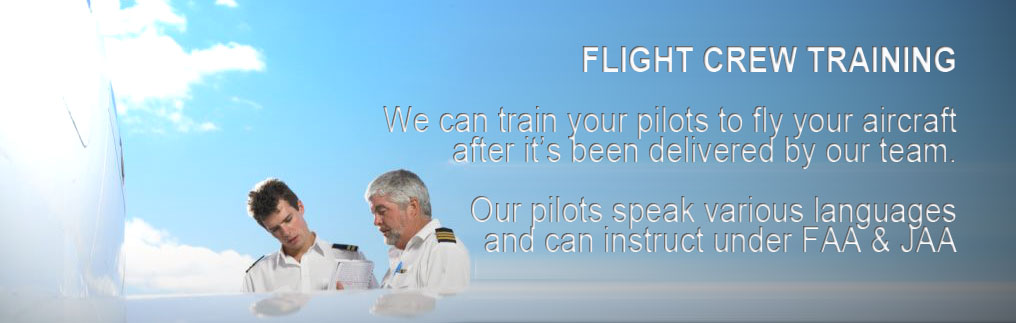Flight Crew Training Global Air Ferry Firstavia Group LLC